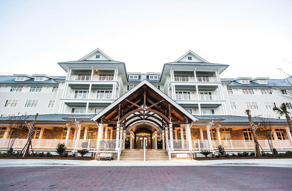 Hotel Bennett, 404 King St, Charleston, SC