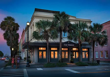 The Vendue, Charleston, SC