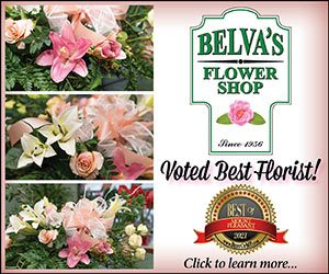 Visit Belva's Flower Shop